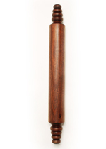 Bee Hive wood rolling pin