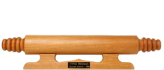 handmade rolling pin holder