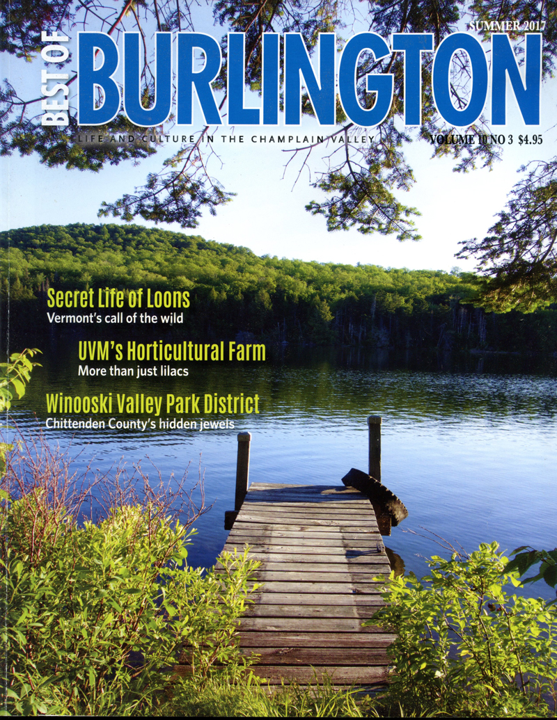 Best of Burlington Magazine article