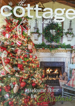 Christmas Cottage Journal