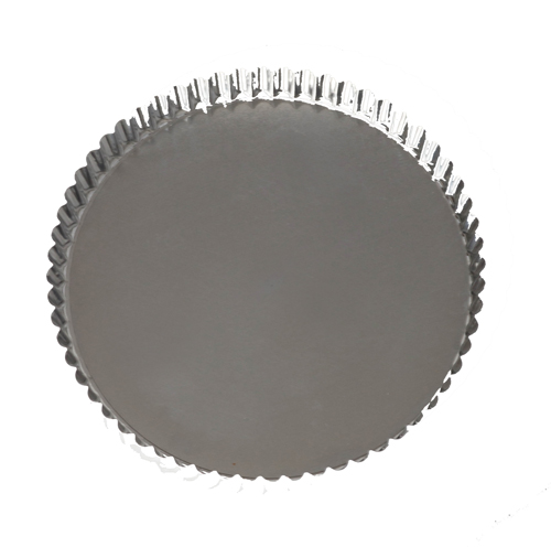 Heavy Gauge Removable Bottom Quiche/Tart Pan